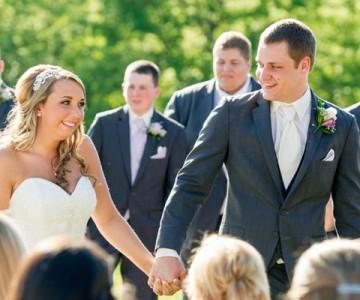 Lauren & Andrew Wedding