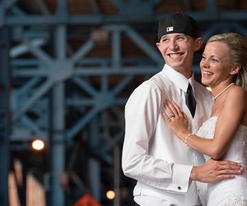 Ashley & Tony's Cleveland Wedding