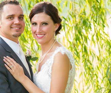 Lindsey & Brad Tanglewood Club Wedding