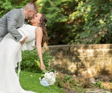 Katie & Randy's Chagrin Falls Wedding