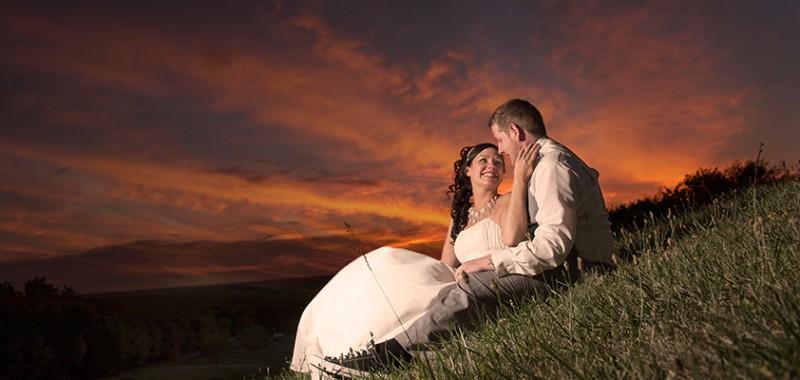 Cassie & Ron Brunswick Wedding