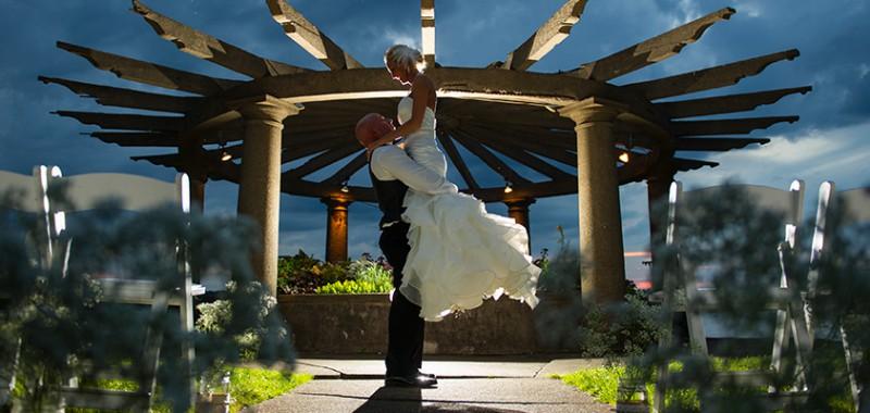 Jenn & Ken Chippewa Lake Wedding