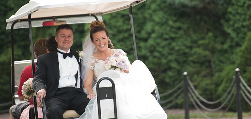 Alena & Tim Stan Hywet Wedding