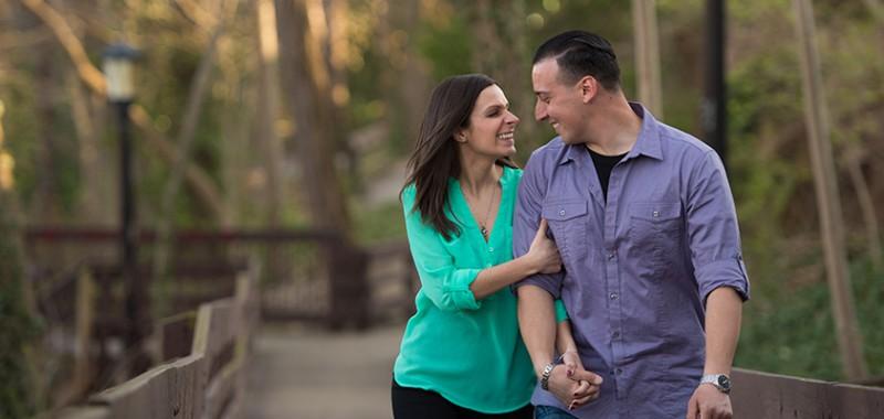 Christine & Matt Kent Engagement Session