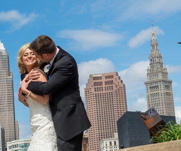 Victoria & Brent Cleveland Wedding
