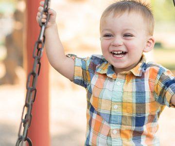 Baby Owen 2 yr. Session