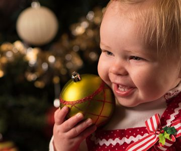 Alexa One yr. & Christmas Session