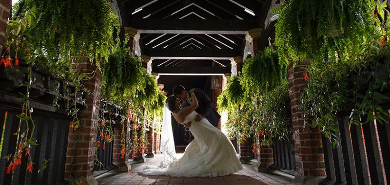 Melissa & Tony Stan Hywet Wedding