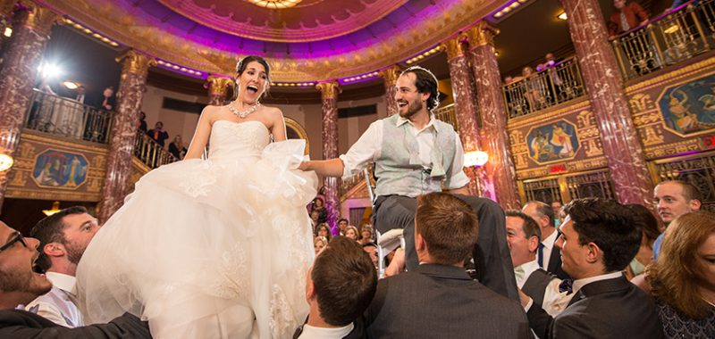 Roz & Kevin Severance Hall Wedding