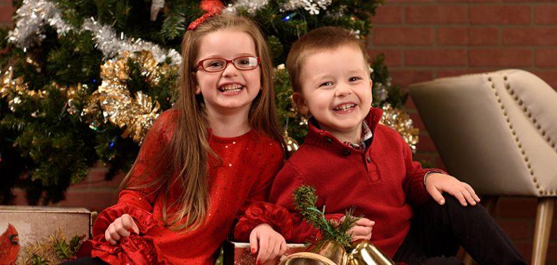 McKenzie Family Christmas Mini
