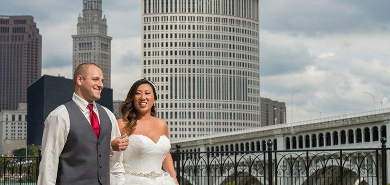 Ellie & Matt Cleveland Wedding