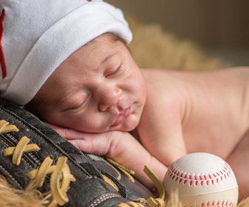 Baby Luca Newborn Session