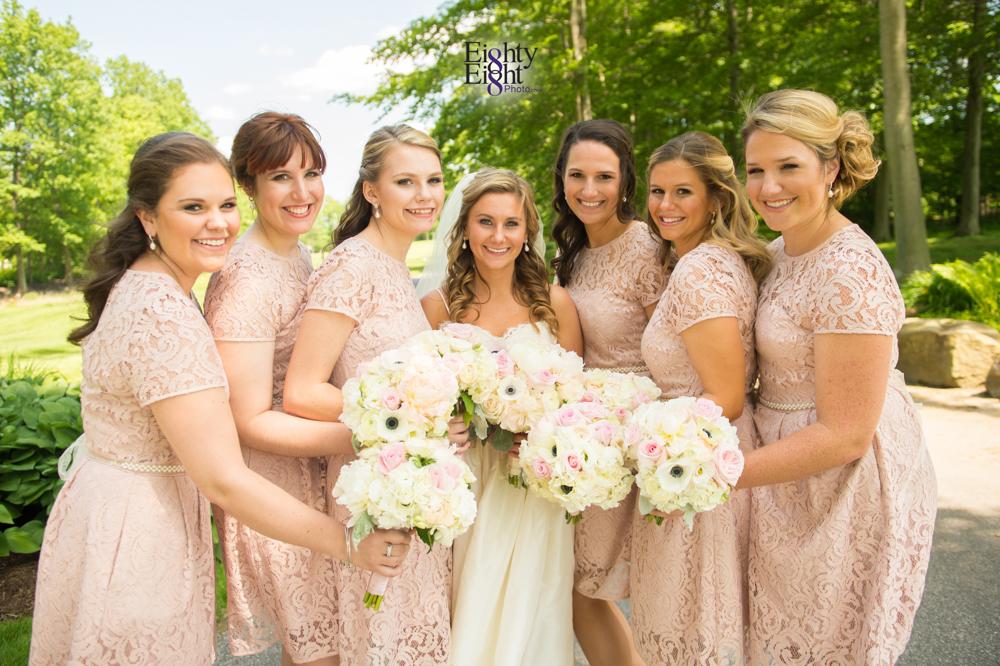 Eighty-Eight-Photo-Photographer-Photography-Aurora-Ohio-Barrington-Golf-Club-Wedding-Outdoor-Ceremony-Bride-Groom-Unique-Wedding-Party-32