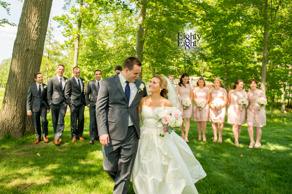 Eighty-Eight-Photo-Photographer-Photography-Aurora-Ohio-Barrington-Golf-Club-Wedding-Outdoor-Ceremony-Bride-Groom-Unique-Wedding-Party-33