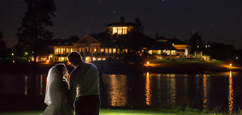 Nichole & Rob Barrington Golf Club Aurora Wedding