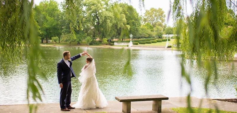 Jaclyn & Matt Acacia Reservation Wedding