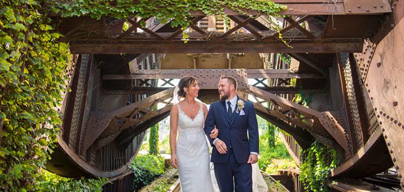 Alyssa & Ryan St. Clarence Pavillion Wedding