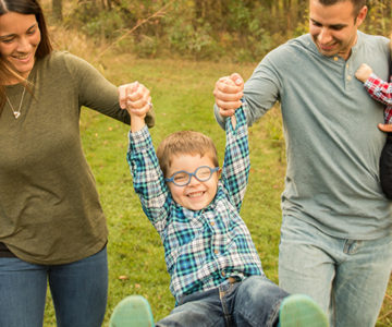 Horvath Family Brecksville Reservation Fall Session