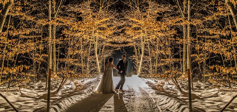 Maddie & Eric Pine Lake Trout Club Wedding