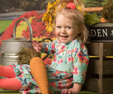Baby Annabelle Spring Session