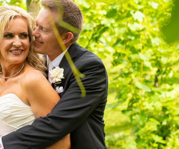 Anne Marie & Michael Gervasi Vineyard Wedding
