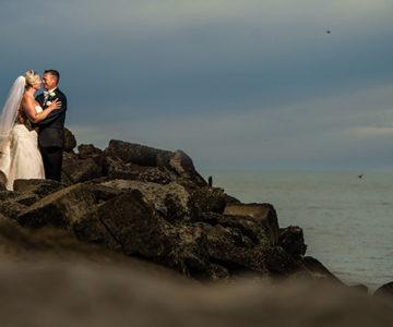 Kevin & Becky Shoreby Club Wedding
