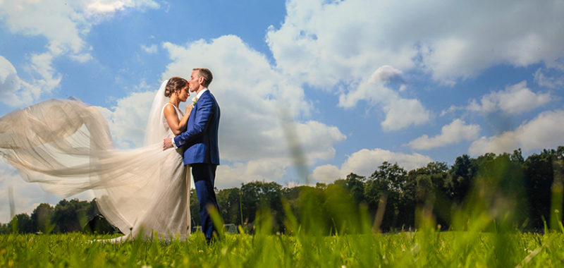 Mandi & Brian Crystal Brook Farm Wedding