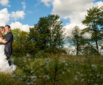 Jessica & Dan Meadow Ridge Events Wedding