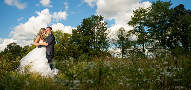 Jessica & Dan Meadow Ridge Events Wedding