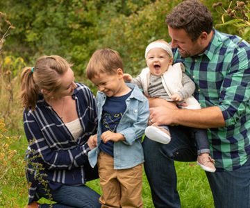 Laur Family Fall Session