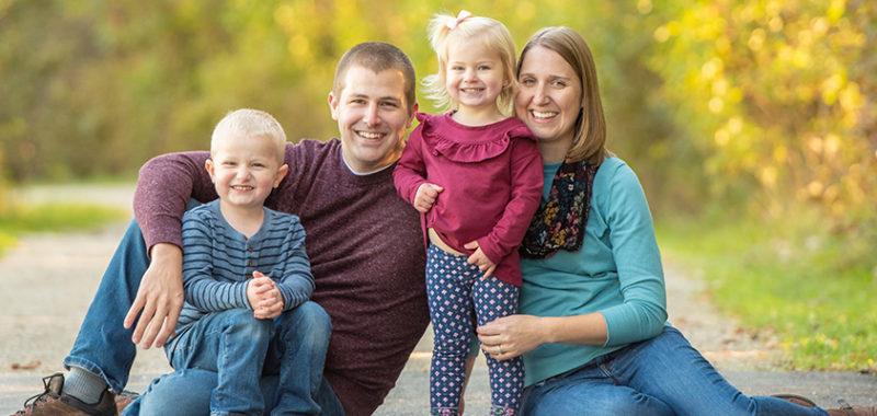 O'Toole Family Hudson Springs Session
