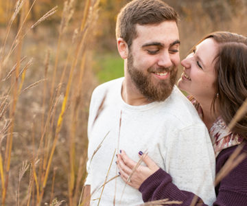 Shayne & Melinda Brecksville Reservation Engagement Session