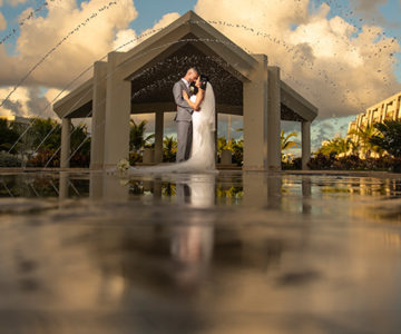 Lindsay & Jeremy Now Onyx Punta Cana Wedding