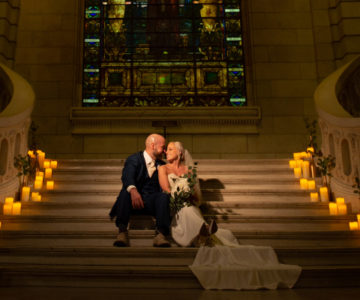 Jessica & Pat Old Courthouse Cleveland Wedding