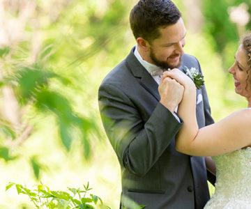 Megan & Keith Tangier Wedding