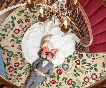 Laura & Steve Holden Arboretum Wedding