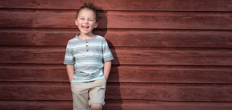 Owen's 5 yr. Chagrin Falls Session