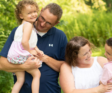 Palma Family Brecksville Reservation Session