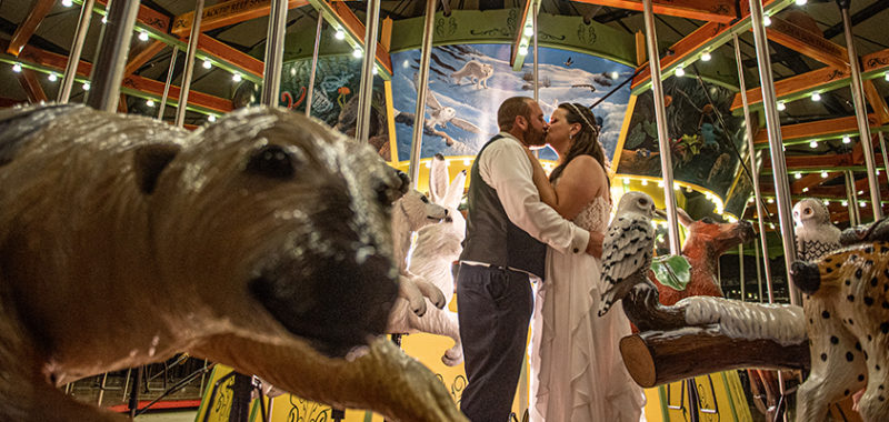 Kerry & Dom StillWater Cleveland Zoo Wedding