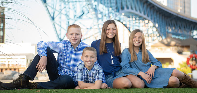 Kormuth Family Cleveland Session