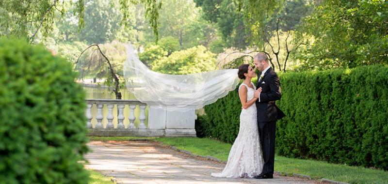 Gina & Jeremy's Cleveland Wedding