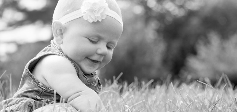Baby Hannah 6 month Session
