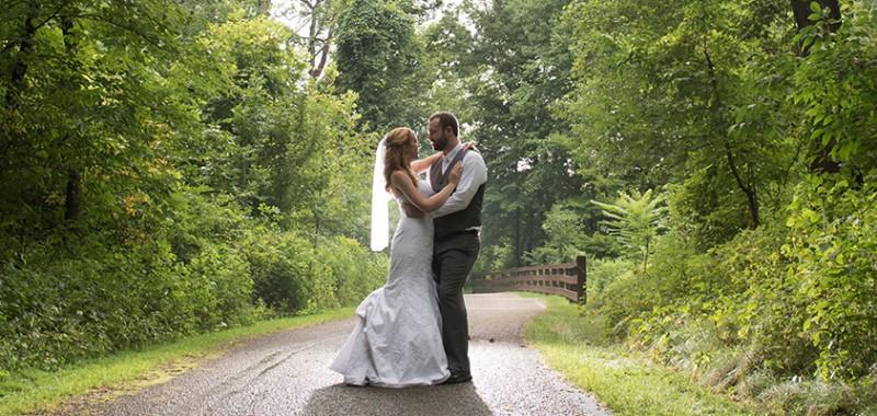Brittani & Kevin's Akron Wedding