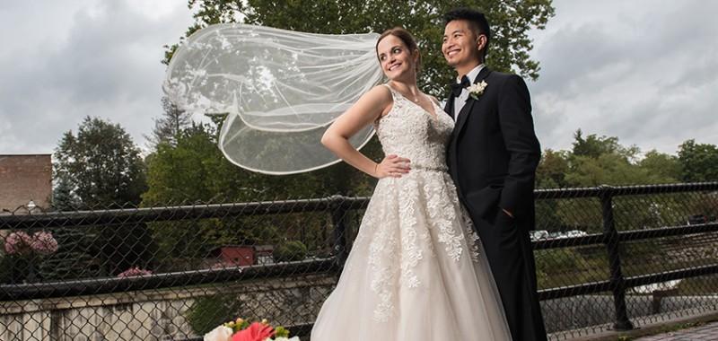 Emily & Alvin Aurora, OH Wedding