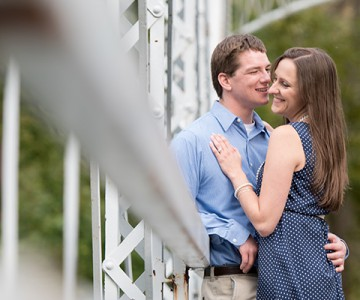Kaity & Kurt Brecksville Engagement Session