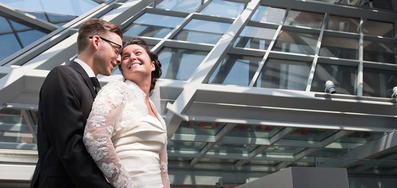 Rose & Nathan Akron Wedding