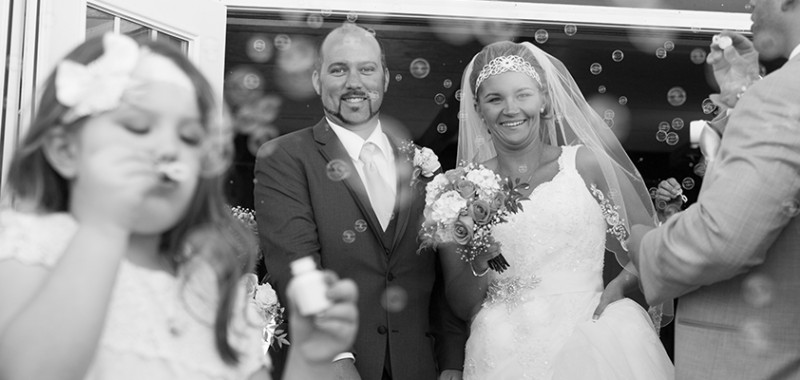 Megan & Chris Brookside Farms Wedding