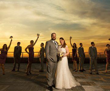 Jess & Mike Cleveland Wedding