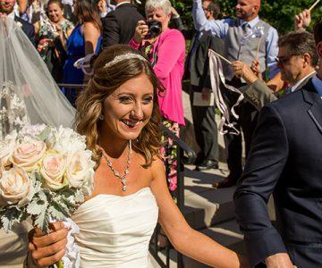 Laura & David Cleveland Wedding