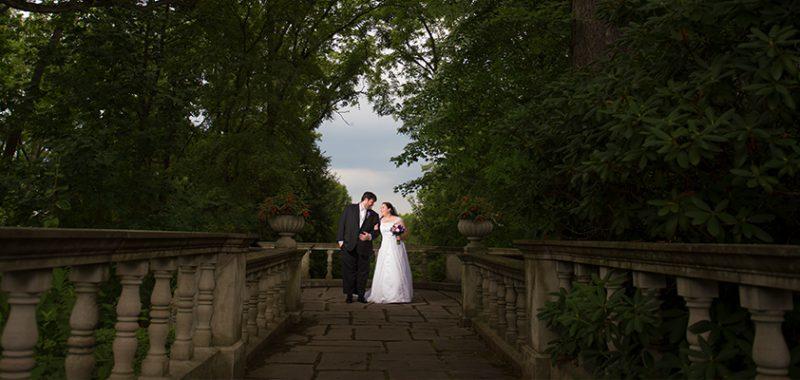 Mary & Eric Stan Hywet Akron Wedding